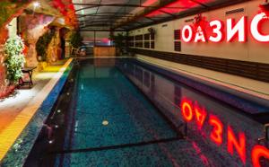хотели в Павел баня с вътрешен басейн