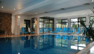 Вътрешен басейн на Парк Хотел Фея, Чифлика