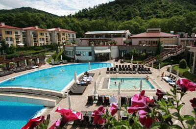 Парк Хотел Пирин в Сандански