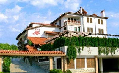 Семеен СПА Хотел Аджев Хан в Сандански
