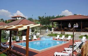 Къщи за Гости Стари Времена 2 в село Врата, Родопите