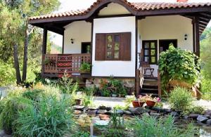къща Златен Рог - една от най-хубавите къщи за гости около София