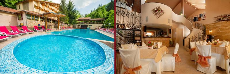 Дива - един от най-добрите хотели в Стара Планина с минерален басейн