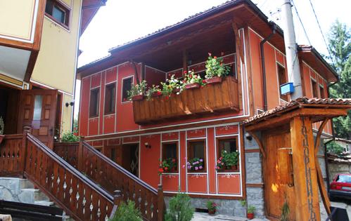 Тодорини къщи в Копривщица