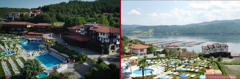 Хотелски Комплекс Главатарски Хан до язовир Кърджали