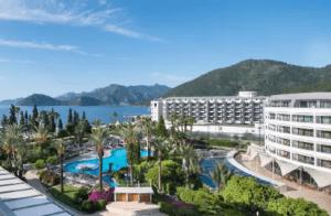 D-Resort Grand Azur - един от най-добрите хотели в Мармарис
