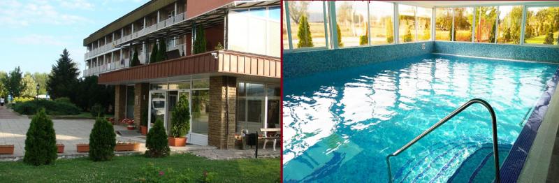 Балнеохотел Стряма в Баня, Карловско с вътрешен минерален басейн