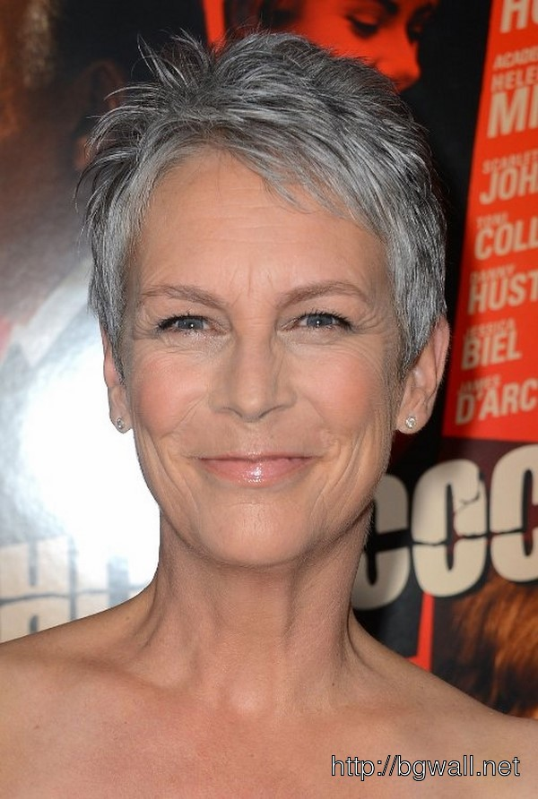 Short Hairstyle Ideas For Thin Gray Hair Background