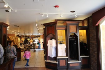 An overview of the newly renovated shop