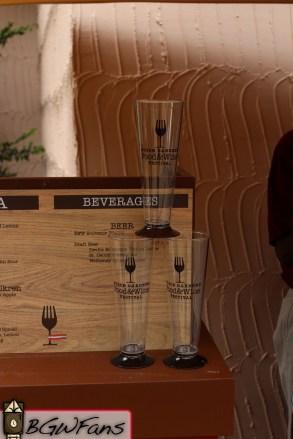 Some classy Food & Wine exclusive wine glasses