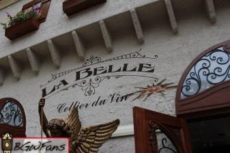 New La Belle branding