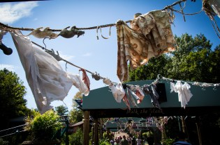 Pirate laundry!
