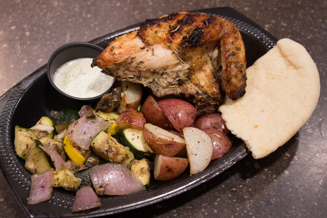 Marco Polo's Marketplace Rotisserie Chicken