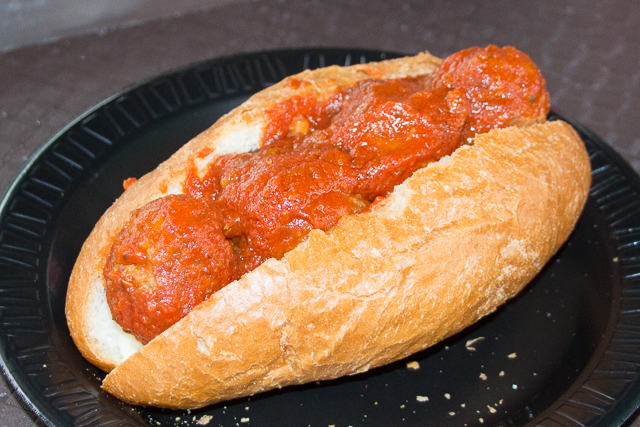 Marco Polo's Marketplace Meatball Sub