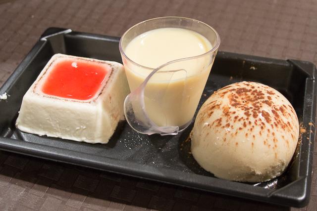 Marco Polo's Marketplace Signature Italian Dessert Trio