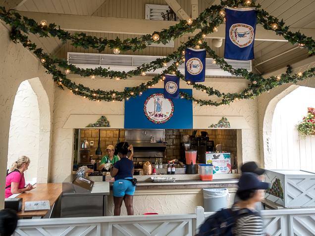 Busch Gardens Williamsburg Food and Wine Festival 2018 Virginia