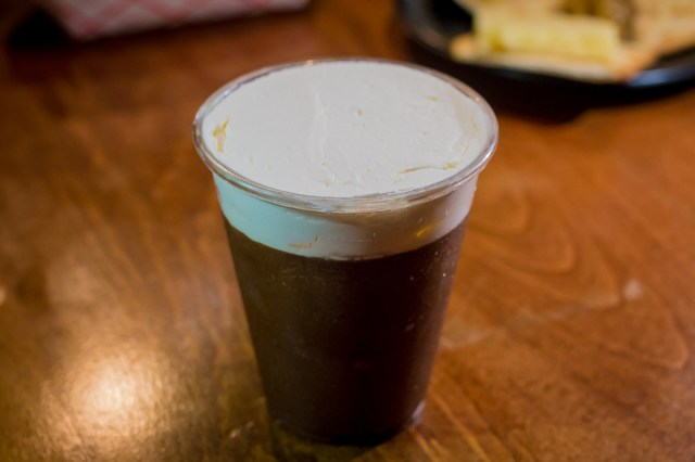 Busch Gardens Williamsburg Food and Wine Festival 2017 Guinness Mousse