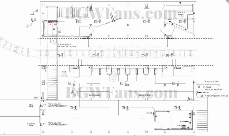 Leaked Electrical Plan Depicts Busch Gardens Williamsburg's ... on electrical layout, electrical manuals, electrical torque specs, electrical codes, electrical color coding, electrical data sheets, electrical formulas, electrical construction details, electrical abbreviations, electrical wiring, electrical text, electrical safety procedures, electrical designs, electrical graph, electrical troubleshooting techniques, electrical jobs list, electrical concepts, electrical symbols, electrical notation, electrical technology,