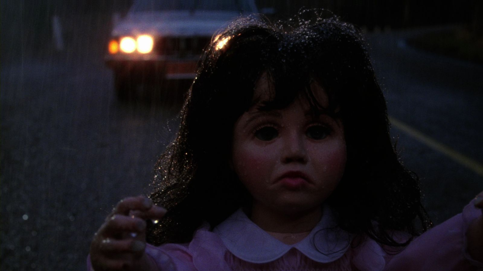 Image result for curtains 1983 doll gif