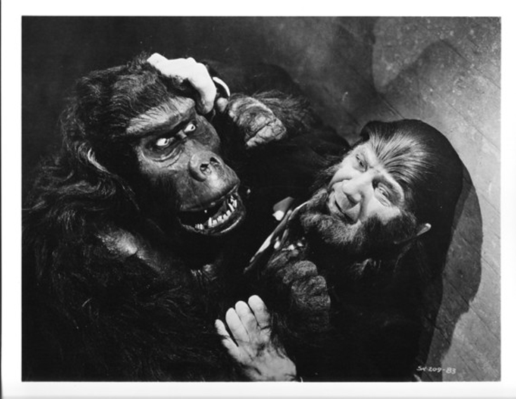 Image result for bela lugosi the ape man