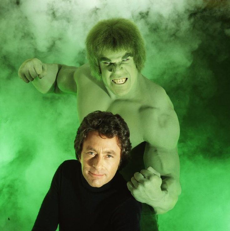 Image result for the incredible hulk tv show