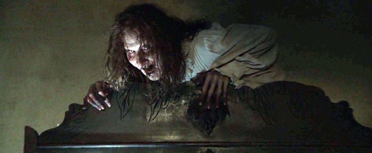Image result for conjuring ghost