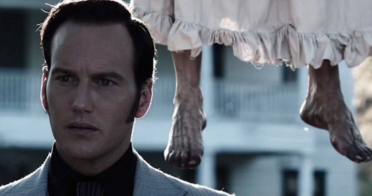 Image result for the conjuring carolyn