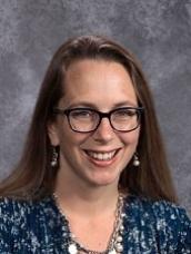 ENL Teacher, Sabrina Cooper