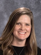 Second Grade Teacher, Amber Anderson