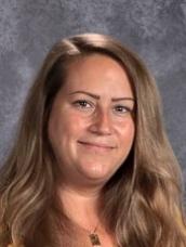 Resource Teacher, Amanda Webster