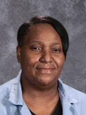 Head Custodian, Yvette Walker