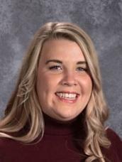 First Grade Teacher, Amanda Merk