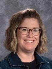 Third Grade Teacher, Sarah Patterson