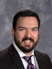 First Grade Teacher, Jeremiah Marshall