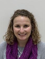 Third Grade Teacher, Julia McMillan