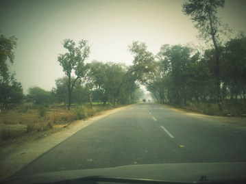 Highway in UP