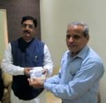 with Shri Gopinath Munde
