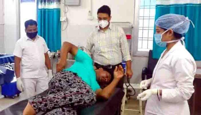 विधायक से मारपीट करने वाले IPS उदय किरण ने ड्राइवर को पीटा, अस्पताल में भर्ती