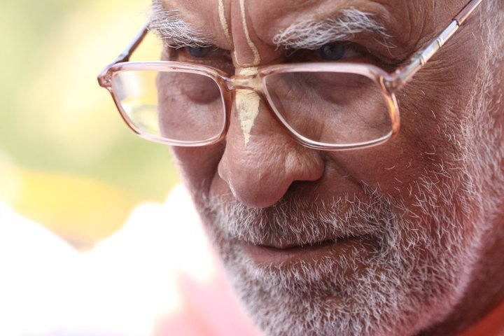The Fire of a Vaisnava's Merciful Chastisement