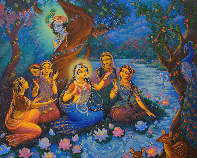 Our First Mother – Gita Govinda