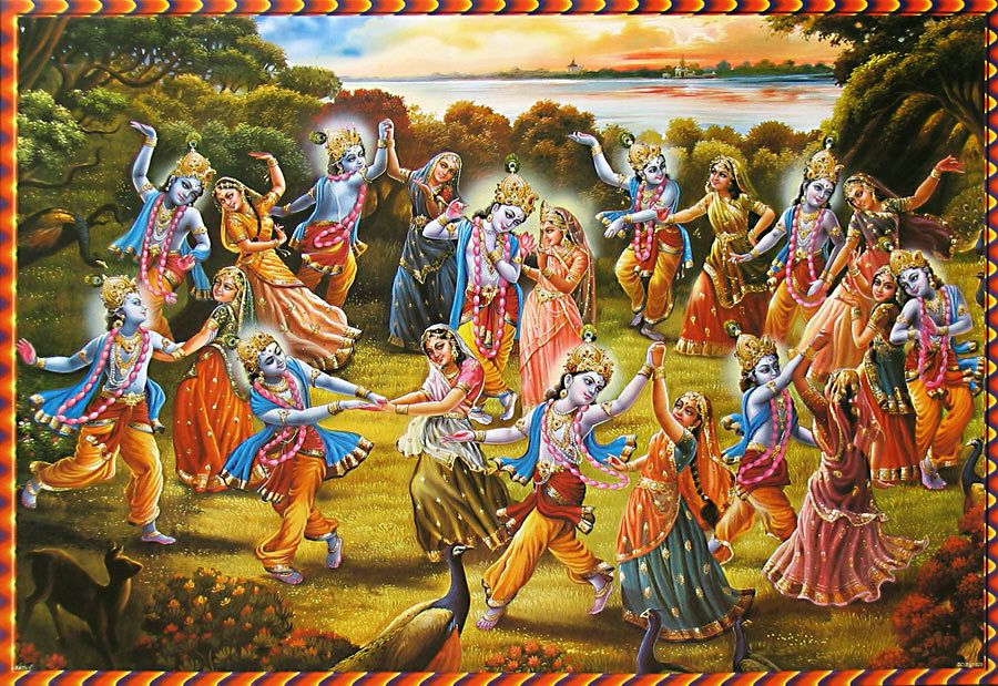 Vasanta-Panchami and Sri Radha's Glories