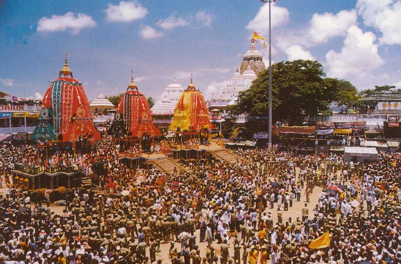 KRSNA IN VRAJA AND MATHURA versus LORD JAGANNATHA IN PURI- What's the connection?