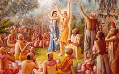 WHY DID MAHAPRABHU GO TO EAST BENGAL INSTEAD OF VRNDAVAN?