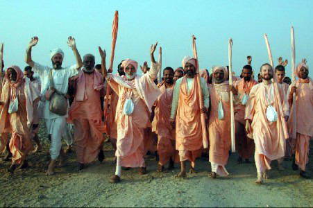 HOW CAN SOMEONE WHO IS NOT A SADHU, RECOGNIZE WHO IS A SADHU?