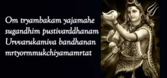 Shri Mahamrityunjai Mantra Shiva Shlok Mp3 Lyrics