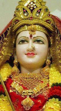 Maa Durga Aarti Jai Ambe Gauri Maiya Jai Shyam Gauri Mp3 Lyrics Anuradha Paudwal