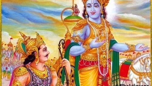 Shrimad Bhagwad Geeta Chapter-18 Sloka-62 Tamev Sharanan Gachchh Sarvabhaaven Bhaarat.