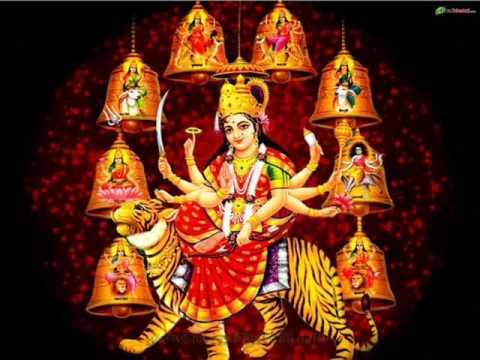 Do Pankh Diye Hote Beautiful Maa Durga Bhajan Full Lyrics By Anuradha Paudwal