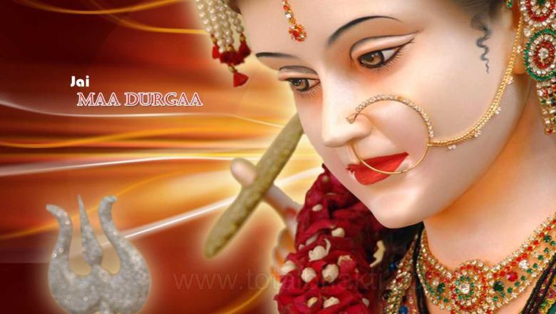 O Maa Tu Chhupi Hai Kaha Maa Durga Bhajan Full Lyrics By Anuradha Paudwal