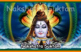 Nakshatra Suktam Lyrics For Nakshatra Mantra Chanting With 7 Brahmins
